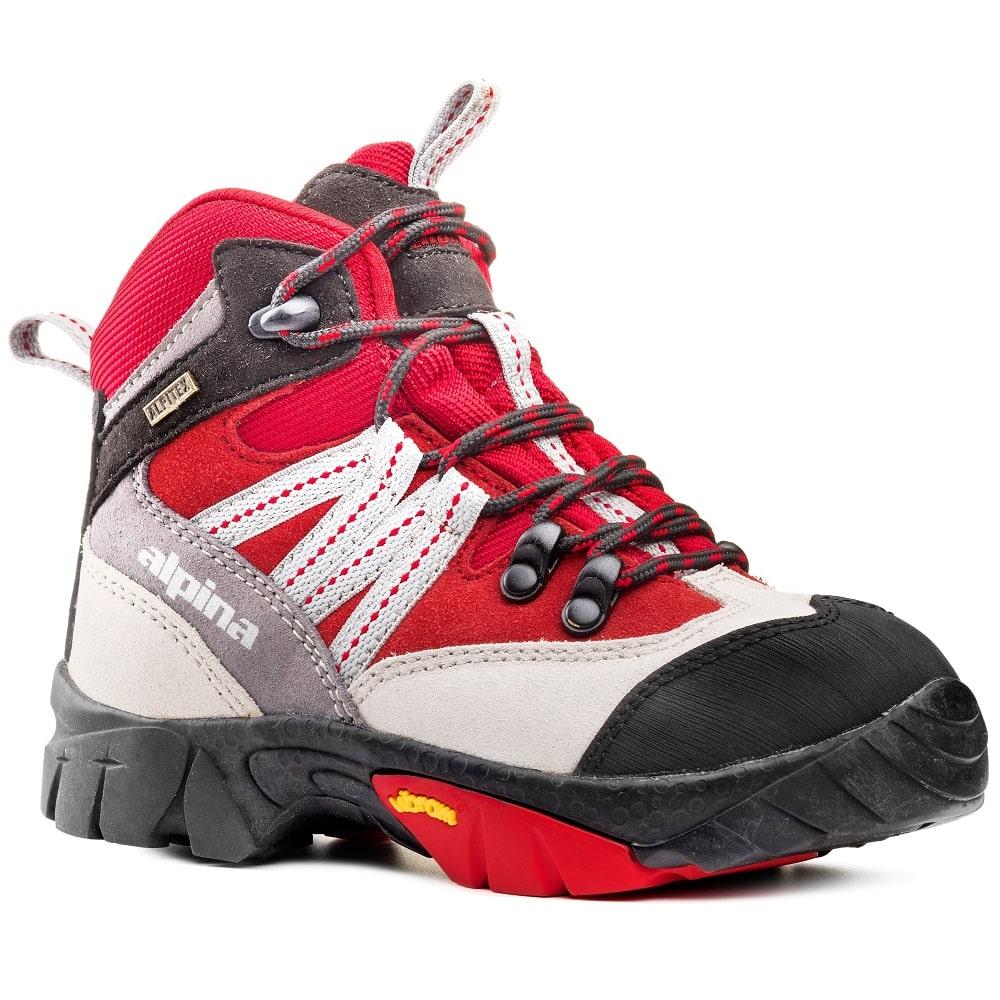 Alpina Kody Buty Trekkingowe Dzieciece Skora Alpina Buty Sportowe