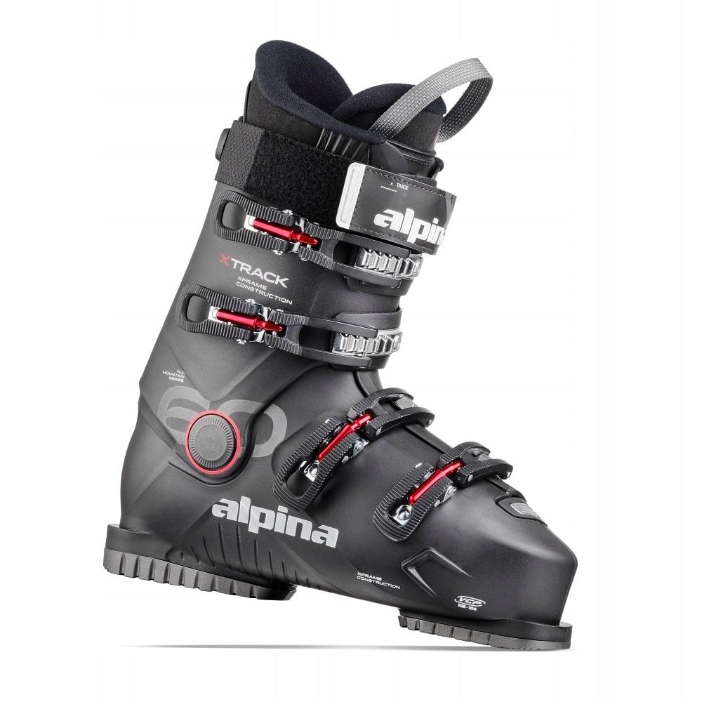 Alpina Xtrack 60 Buty Zjazdowe Wygodne Alpina Buty Sportowe